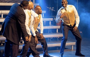 Stand By Me musical revue tells the real story behind legendary Drifters