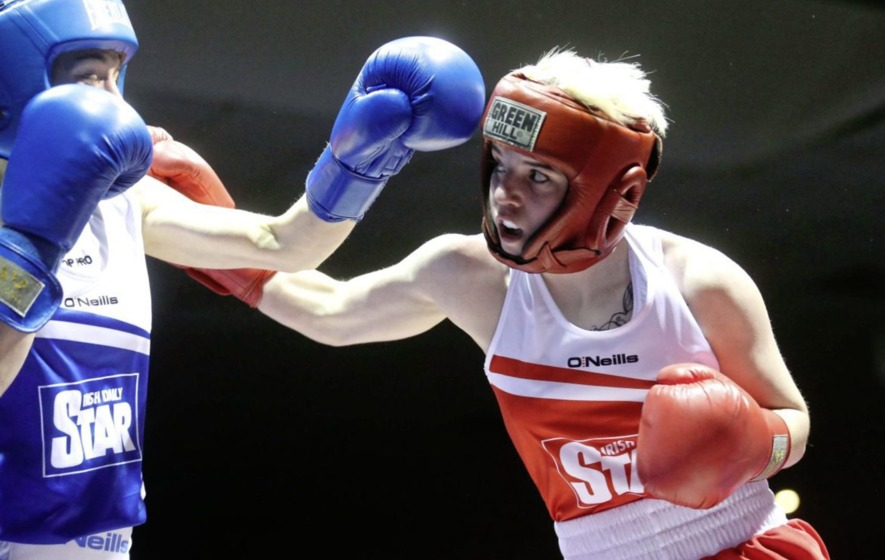 Seconds Out: Kristina O'Hara hopes to announce return in victorious fashion