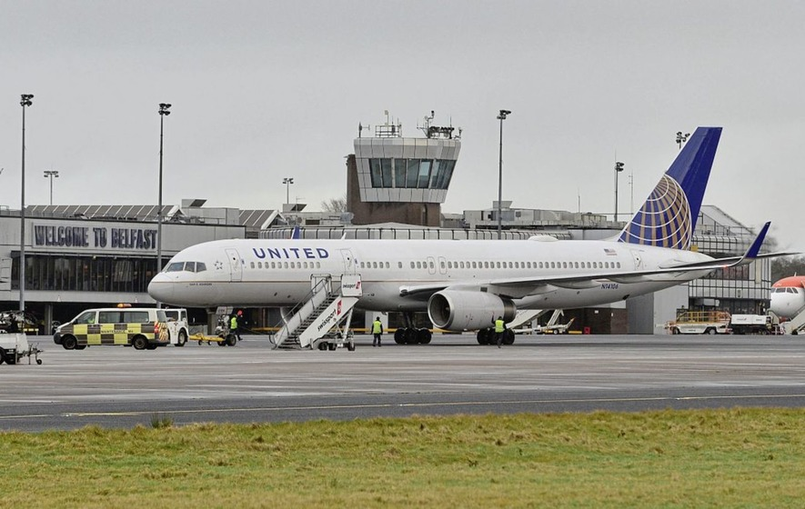 International Airport boss optimistic of future Belfast-US route