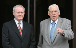 Video: Martin McGuinness - From IRA commander to Stormont deputy leader
