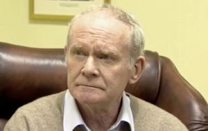 Resignation news by Martin McGuinness made only to broadcast media