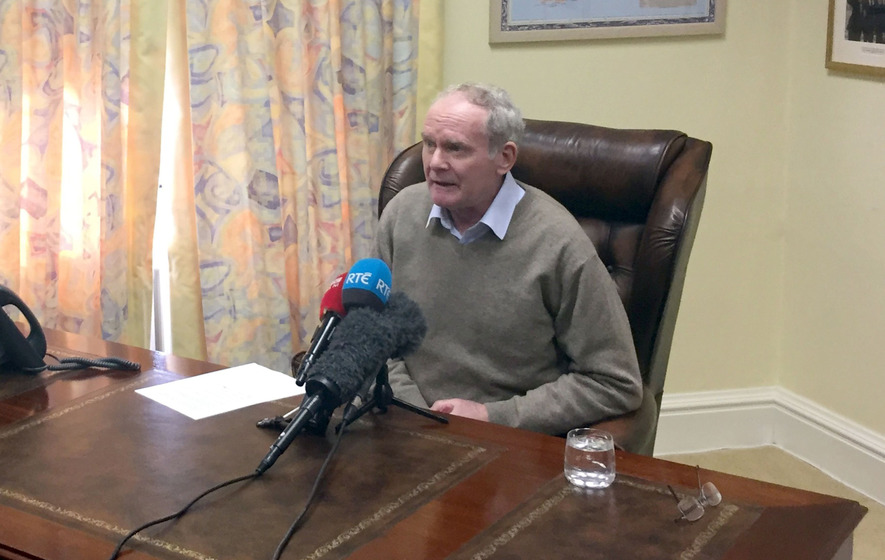 Fionnuala O Connor: Martin McGuinness has earned sympathy and respect