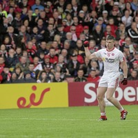 Tyrone suffer massive blow as Connor McAliskey is ruled out for season with cruciate injury