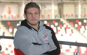 Ireland back row Chris Henry signs up with Ulster Rugby until June 2019