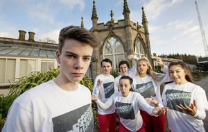 New £600,000 arts programme to help young people 'articulate' their voice