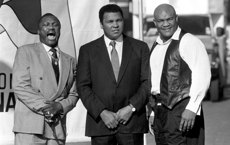 how did malcolm x and muhammad ali meet bruce