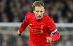 Liverpool's challenge for honours is giving Lucas Leiva some food for thought