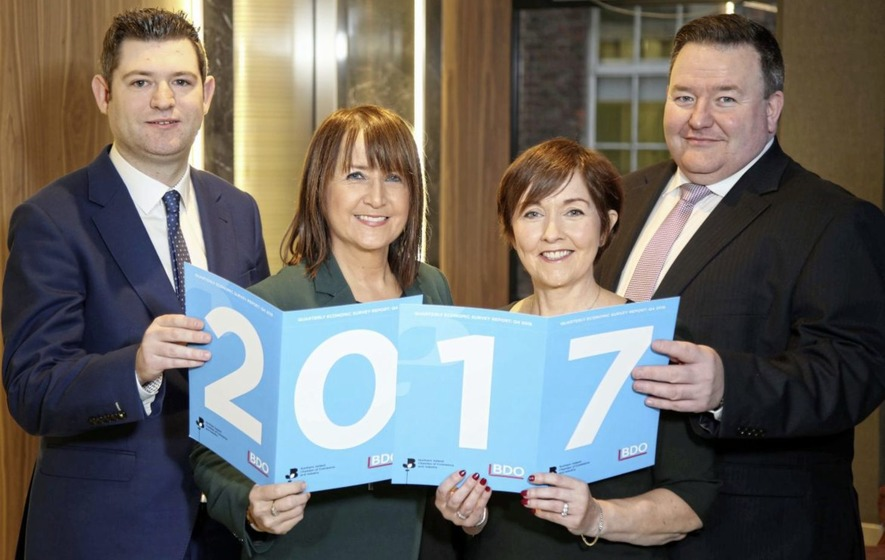 Chamber's quarterly economic survey shows 'more positive' end to 2016 despite initial Brexit angst