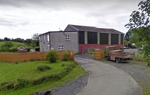 Eight biomass boilers destroyed in Fermanagh shed fire