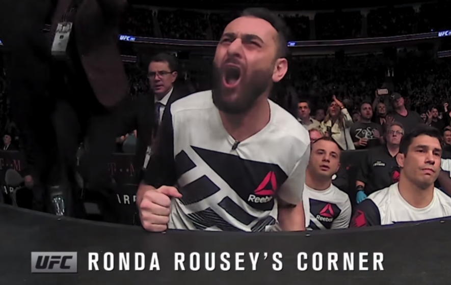 See just how much UFC 207 meant to the Ronda Rousey and Amanda Nunes camps in this behind-the-scenes clip