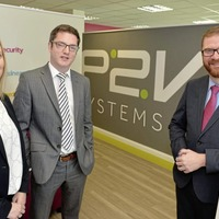 Lisburn-based IT company P2V Systems expands into the Republic