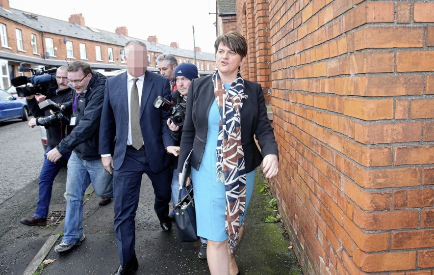 Allison Morris: From defiant to conciliatory, Arlene Foster's media strategy backfired