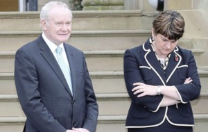 McGuinness's resignation focuses minds but relations may be damaged irreparably