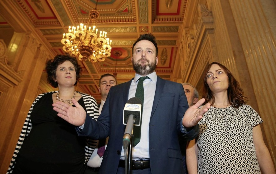 Colum Eastwood: Irish and British governments should jointly run north