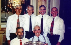 Derry GAA mourns the loss of 'pivotal figure' Mick Gribbin