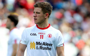 Tyrone's Connor McAliskey comes to terms with injury