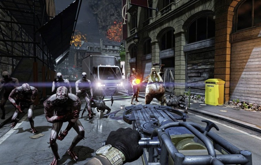 Games: Zeds from go global in long-awaited Killing Floor sequel