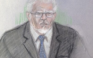 Blind woman and 12-year-old girl among Rolf Harris sex-assault accusers