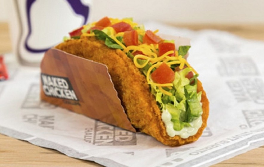 Buckle up, because Taco Bell are rolling out a shell made entirely of fried chicken