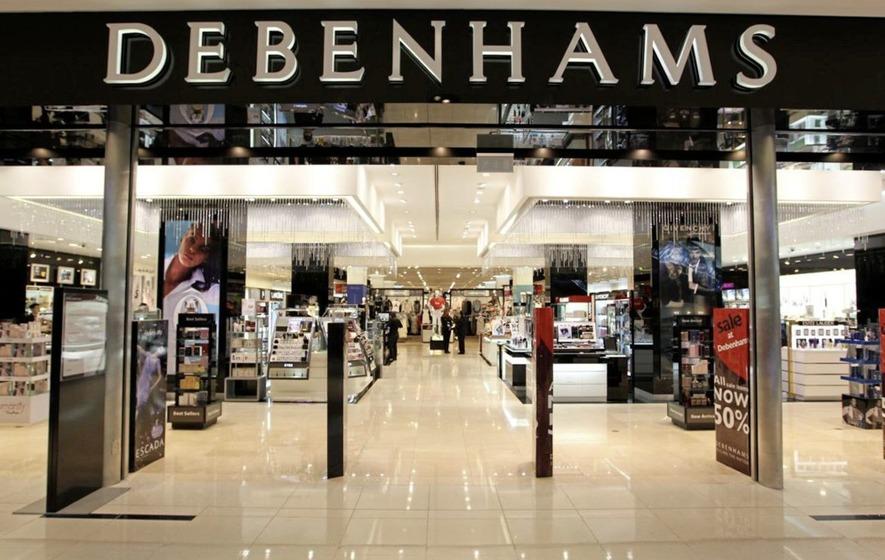 "Christmas gifts and a ""successful Black Friday"" boost Debenhams sales"
