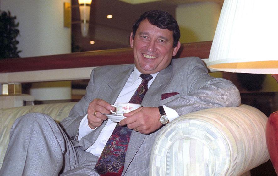 Former England manager Graham Taylor dies aged 72