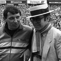 Read Sir Elton John's moving tribute to Graham Taylor in full