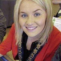Sinn Féin councillor Naomi Bailie thanks well-wishers after meningitis treatment