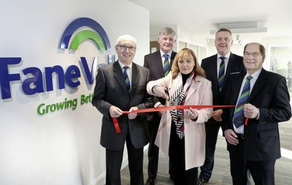 Agri co-op Fane Valley move to new home in Moira - The Irish News