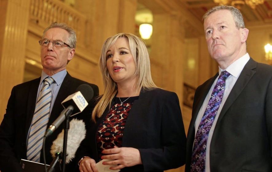 Conor Murphy is the 'front-runner' to lead Sinn Féin into an upcoming Assembly election, says Brian Feeney