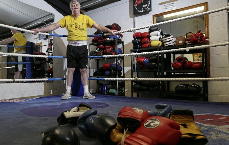 veteran trainer john breen could turn back on pro boxing