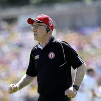 Ulster University clash critical for Tyrone - Mickey Harte