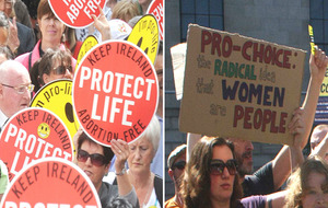 Abortion law reform debate put aside in wake of Stormont schism