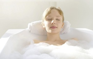 BEAUTY: Relax, enjoy and bathe away those winter blues
