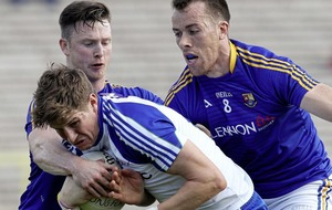 Transition the name of the game as Antrim and Monaghan both look to future