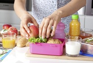 Keep kids appy and healthy with Be Food Smart
