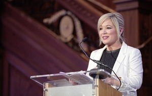 Michelle O'Neill: Reform of abortion laws ruled out in wake of political collapse