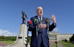 Charlie Flanagan: It's never too late to make a fresh start