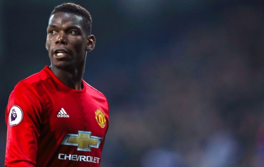Pogba becomes the first Premier League player to get his own Twitter emoji