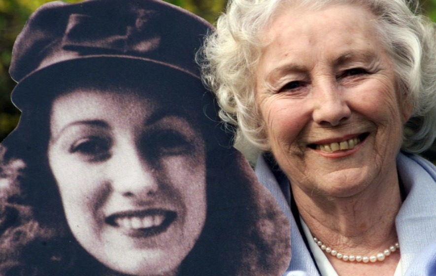 Reaching 100 has been an 'incredible adventure,' says Dame Vera Lynn