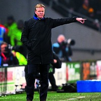 Ronald Koeman predicts further January departures from Goodison Park