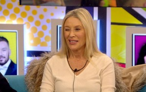 Angie Best is the first CBB evictee - and everybody is fine with that