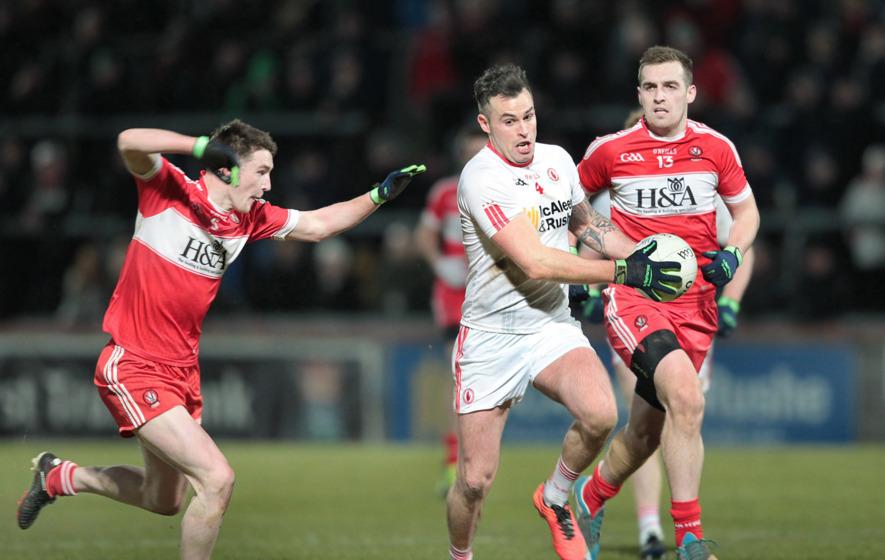 Big guns return as Tyrone aim to bounce back against Ulster University