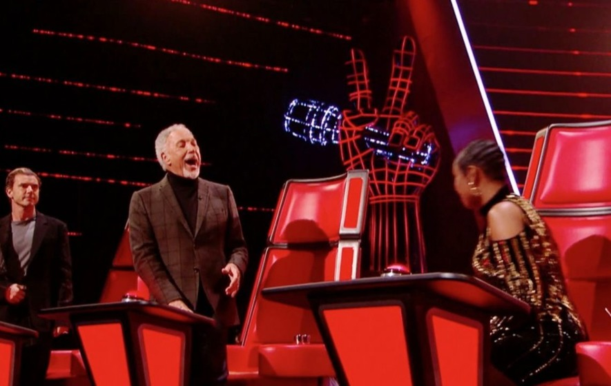 Here's a sneak peek at tonight's episode of The Voice UK