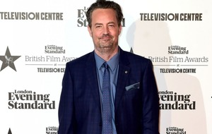 Matthew Perry reveals Ted Kennedy is the most challenging role of his career
