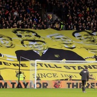 The most touching images from fans' tributes to Graham Taylor on a busy day of football