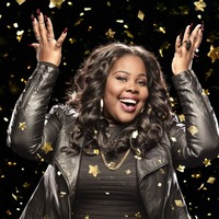 Let It Shine judge Amber Riley is unconvincing in her claims to love rock