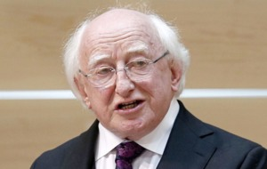 President Higgins leads tributes to former diplomat Dermot Gallagher