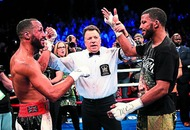 James DeGale claims draw with Badou Jack after knockdown