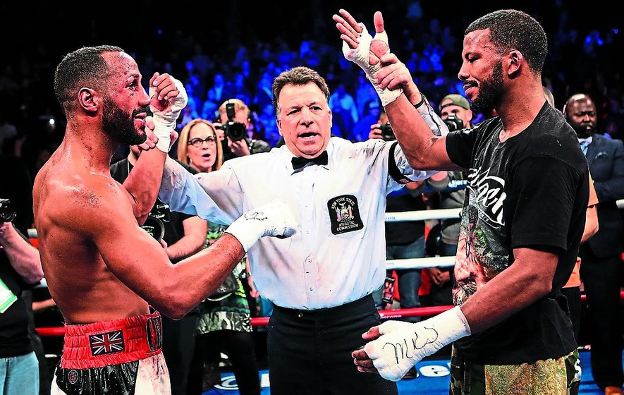 Eddie Hearn reveals how James DeGale will beat Badou Jack