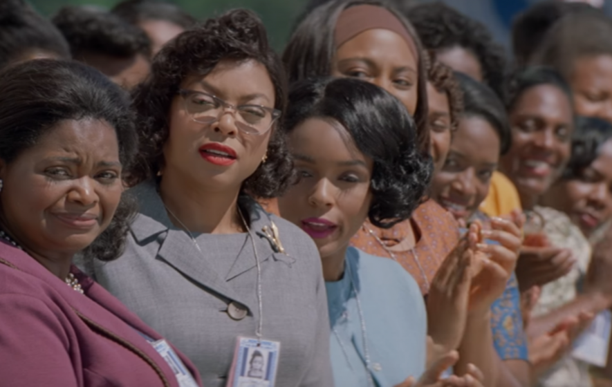'Hidden Figures' tops box office in its fourth weekend